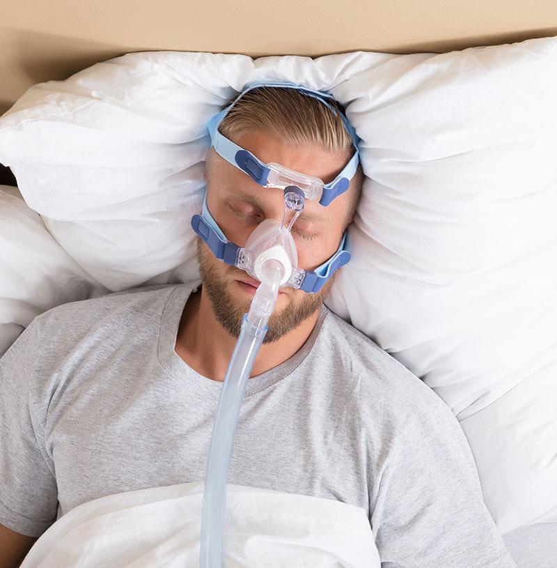 full face mask for sleep apnea